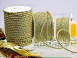 Kordel Lurex - gold