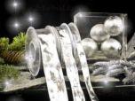 Silber-Set - 40/25/15mm - 25/25/25m - silber