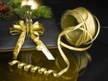 Goldbändchen - 8mm - 25m - gold