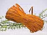 Bastbündel 50 Gramm - orange