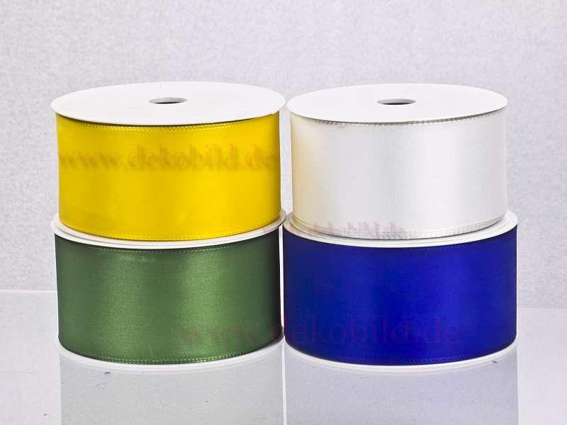 Dekoband - 60mm - 50m -  verschiedene Farben