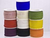 Kordel - 4mm - 25m- verschiedene Farben