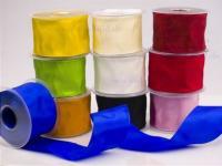 Tischband - 70mm - 25m - verschiedene Farben
